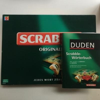 Brettspiel Scrabble - thumb