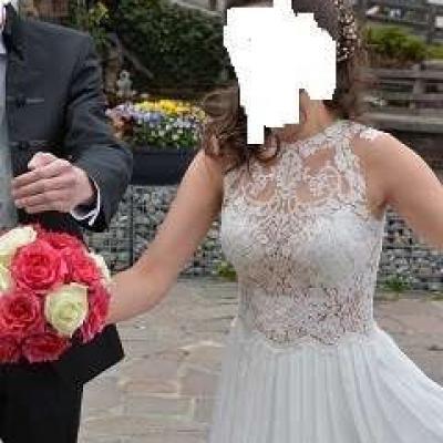 Hochzeitskleid Anna Kara - thumb
