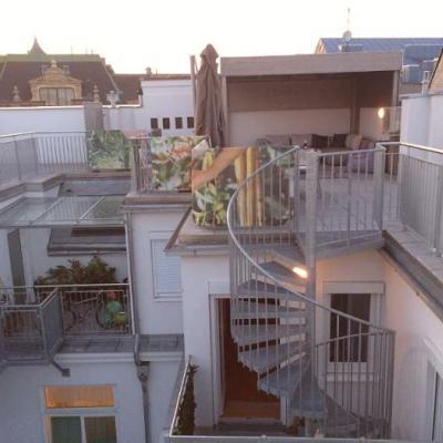 2 zimmer - Dachterrassenwohnung - thumb