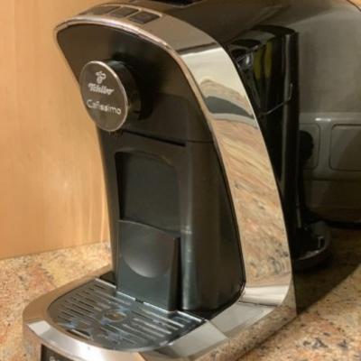 Kaffeemaschine Tschibo 30 € - thumb