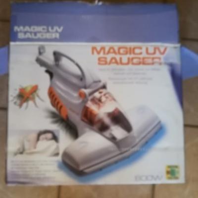 MAGIC UV SAUGER 600 Watt - thumb