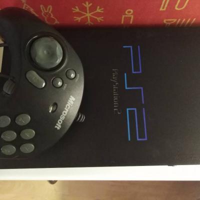 Playstation2 mit umfangreichem Zubehör - thumb