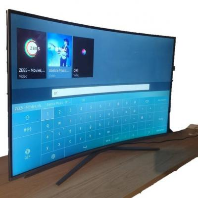 Samsung KU6509 (49 Zoll) SmartTV Curved Fernseher - thumb