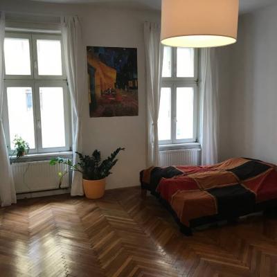 2er oder 3er WG - 1 Zimmer 27 oder 2 Zimmer (13&14m2) gesam über 120m2 - thumb