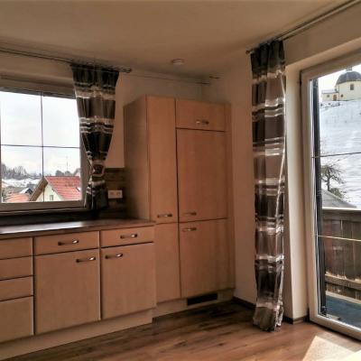 helle, geräumige 4-Zimmer-Wohnung in Arzl, auch WG tauglich - thumb