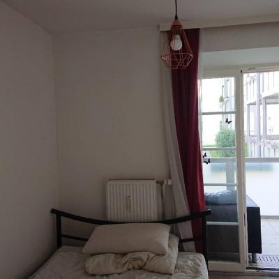 WG-Zimmer mit Balkon in 4040 Linz (330,-€ All inkl.) - thumb