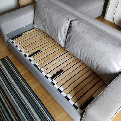 VILASUND 3er IKEA Bettsofa - thumb