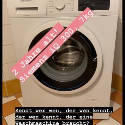 Verkaufe Waschmaschine - thumb