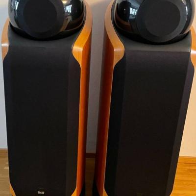 Bowers & Wilkins 802D Paar Lautsprecher - thumb