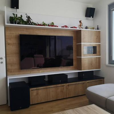 Neue Wohnwand vom Tischler! - thumb