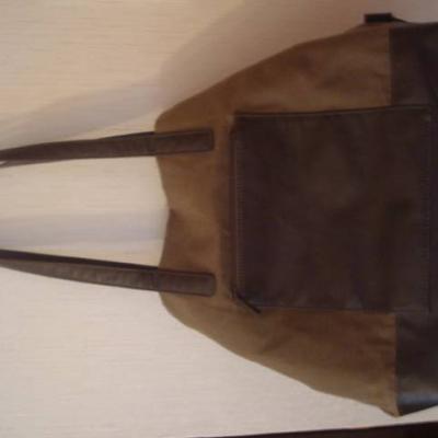 tolle JOST Tasche vielseitig verwendbar, olivgrün, neuwertig ! - thumb