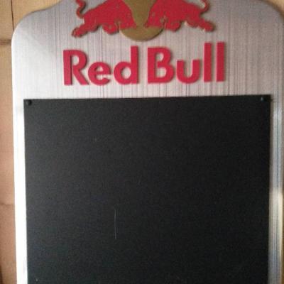 Red bull tafel - thumb