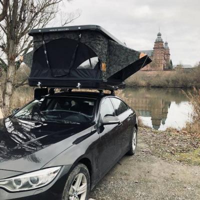 Autodachzelt Hartschalen Dachzelt - für 3 Pers. - thumb