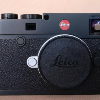 Leica M10 Schwarz Verchromt (20000) Messsucherkamera - thumb
