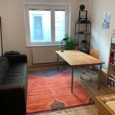 20m2 WG Zimmer in 75m2 Wohnung mit Balkon im 15. Bezirk - thumb