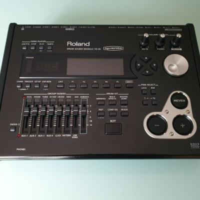 Roland TD 50 Drum Modul - thumb