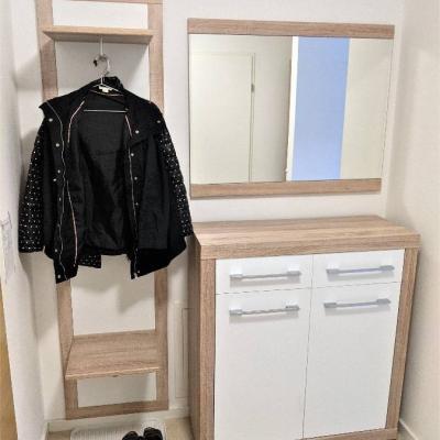 Garderobe für Eingangsbereich - thumb