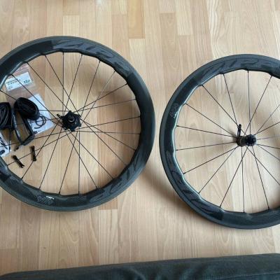 Zipp 454 NSW Clincher Shimano Laufradsatz - thumb