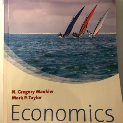 Economics (Mankow) - thumb