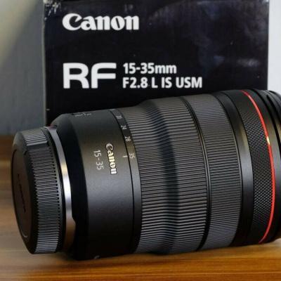 Canon RF 15-35mm 2.8 L IS USM - thumb