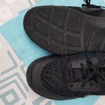 Nike Sportschuhe Größe 47,5 in schwarz - thumb