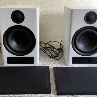 Nubert nuPro X-4000, 2 Stück, Weiß, Neuwertig - thumb