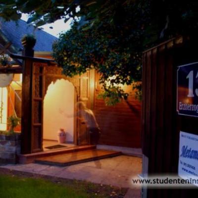 Halbes Haus f. Praxis, Studio m. Garten - thumb