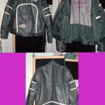 Motorradjacke - RACING CLUB MOTORCYCLE - thumb