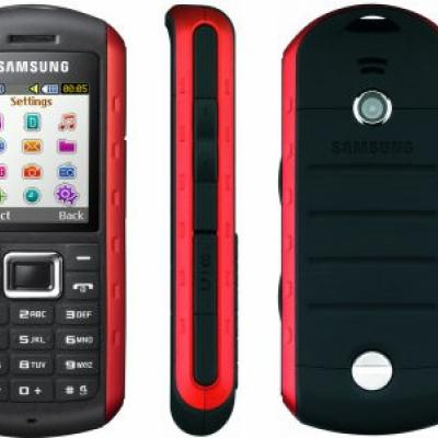 Handy Samsung B2100 - thumb