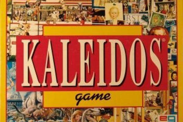 Kaleidos Game - Spiel - Jahr 1995 - alt - für Samm