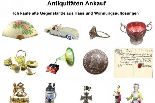 Antiquitäten Antik Ankauf