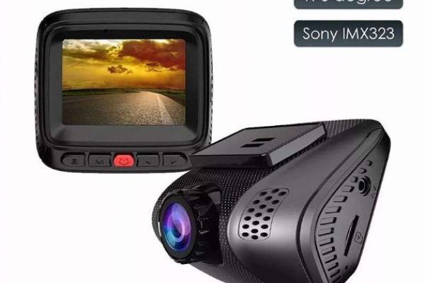 Auto DVR Dash Kamera, mit Nachtsicht , NEU um 40€