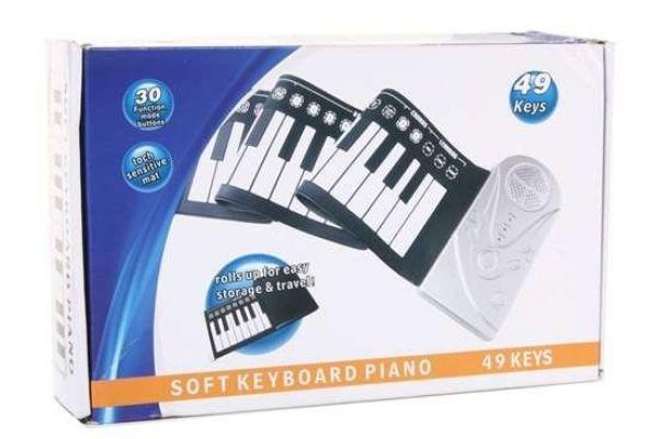 49 Keys Flexible Soft Roll Keyboard,um 30€