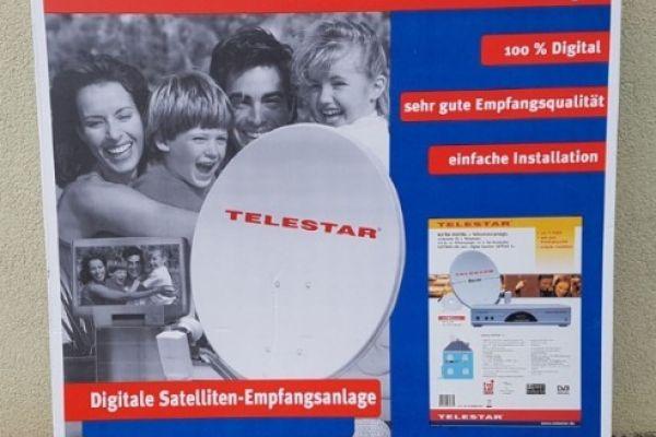 Satelliten Empfangssystem