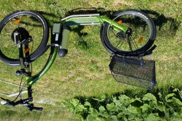 """Hybrid-Roller """"TiRollerin"""" Cross"""