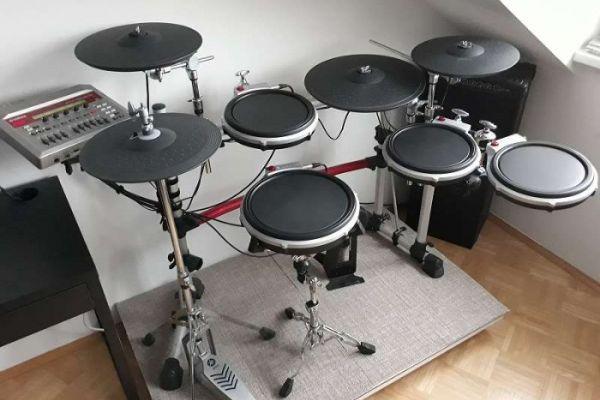 E-Drums Yamaha DTXtreme II S