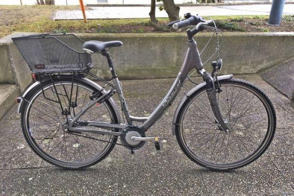 Damenfahrrad - komfort Trekkingbike