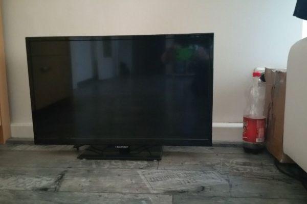 Blaupunkt led tv 32 (80cm) um 110 Euro