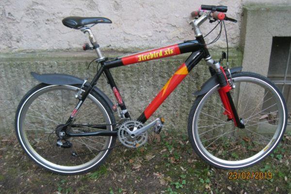 Alu MTB als leichtes Allzweckrad aufgerüstet