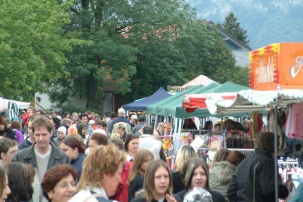 Freigelände Flohmarkt