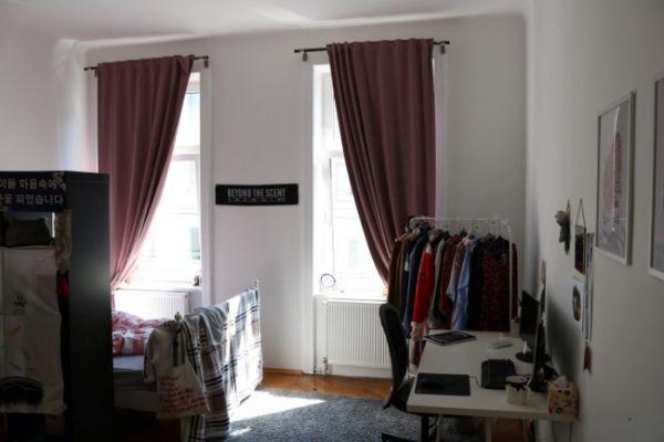 Helles, großes Zimmer in 13. Bezirk. 450 EUR
