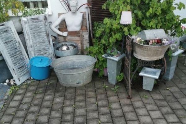 Vintage für Garten und Haus