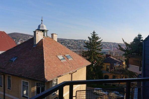 Dachwohnung herrliche Aussicht in Ober St. Veit