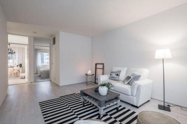 Elegante Zweizimmerwohnung