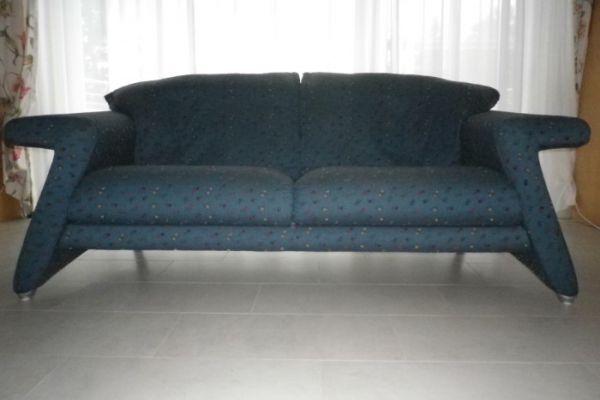hochwertige Design-Sofas: Rolf Benz um nur 50€
