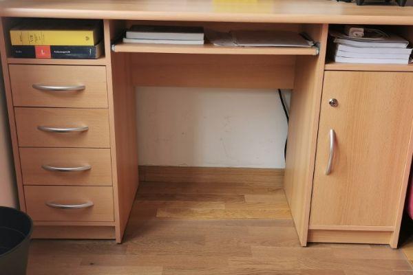 Schreibtisch (Buche)