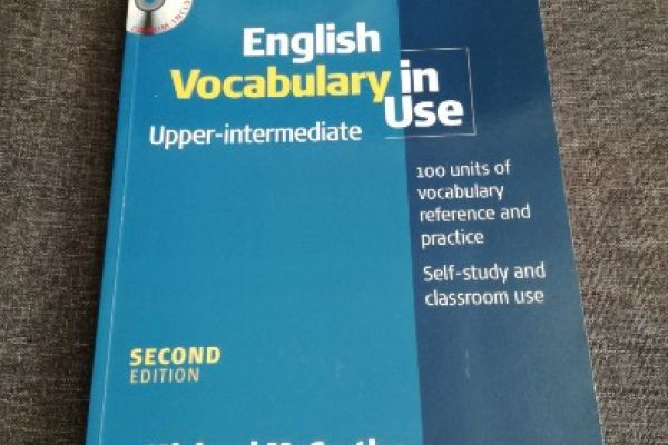English Vocabulary in Use (McCarthy & O\'Dell)