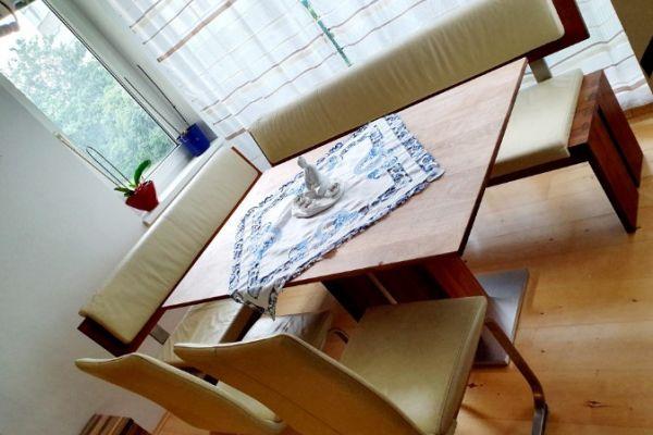 Esstisch mit zwei Sesseln muss HEUTE raus