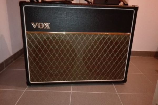 Verstärker E-Gitarre: VOX AC30