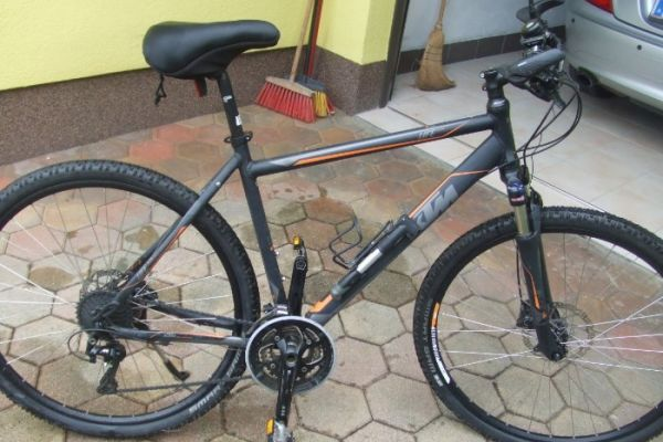 KTM-Crossbike zu verkaufen